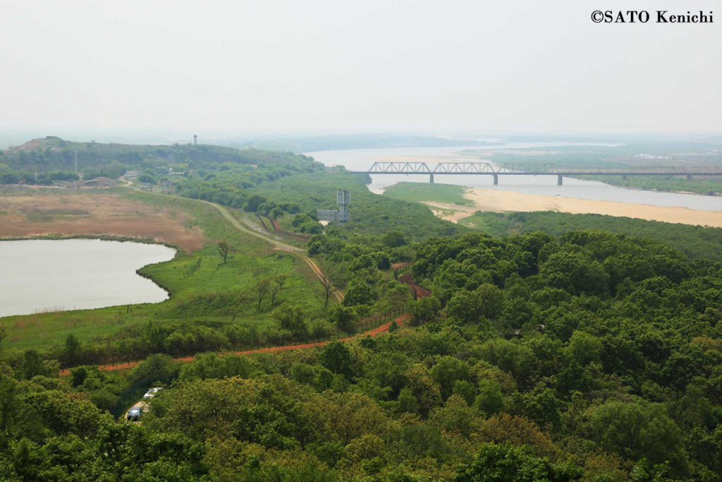 001 中ロ朝国境(中国吉林省・ロシア沿海地方、北朝鮮)-北東アジアのゴールデントライアングル