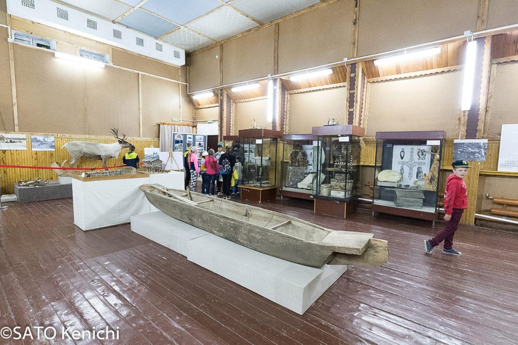 252 ノグリキ郷土博物館