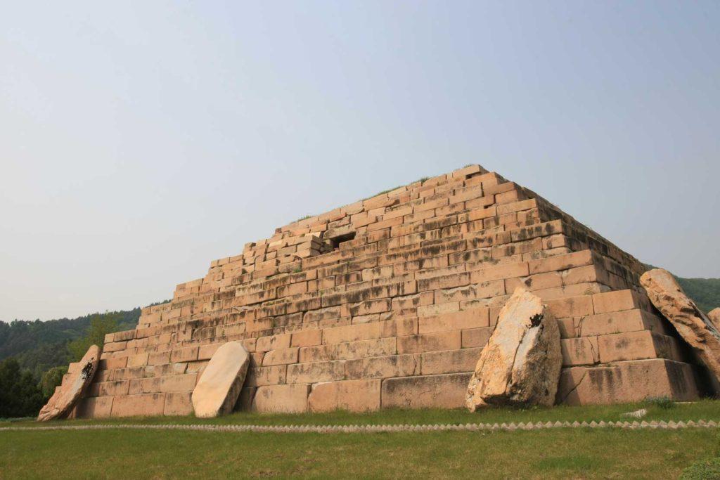 017 集安-中朝国境にある高句麗2番目の都