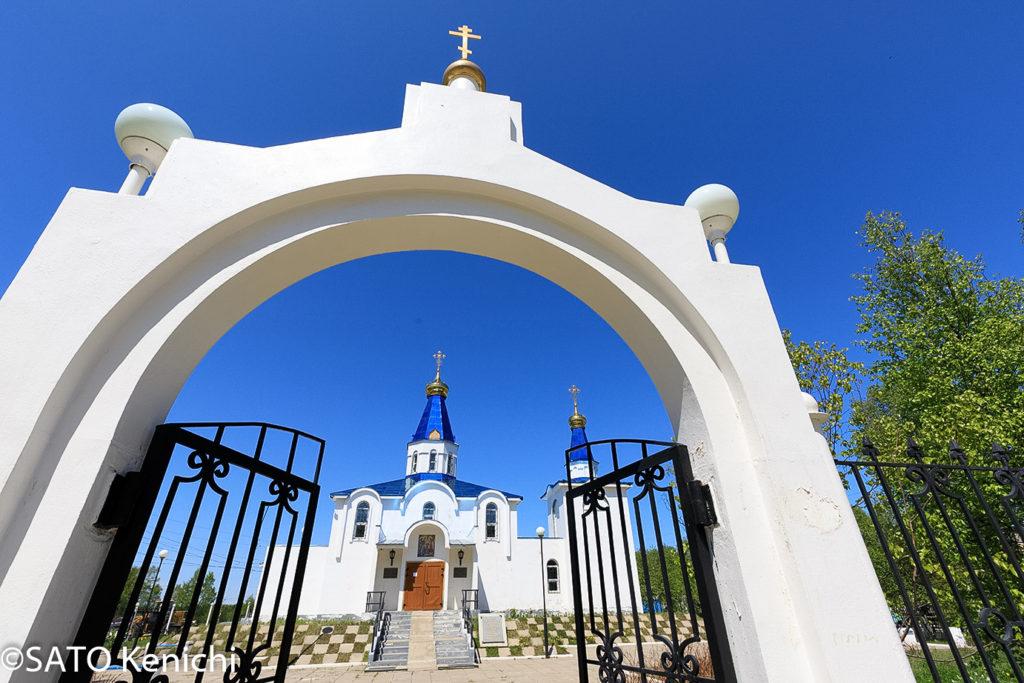 246 ノグリキのロシア正教会