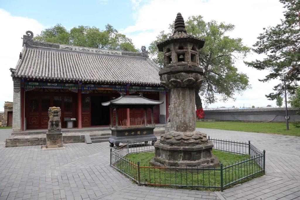 019 牡丹江-渤海国遺跡への起点の町